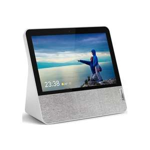 Enceinte intelligente Lenovo Smart display 7 - Blanc (Darty)