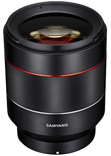 Objectif Samyang AF050 50mm 1.4 pour monture Sony FE