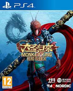 Monkey King: Hero is Back sur PS4