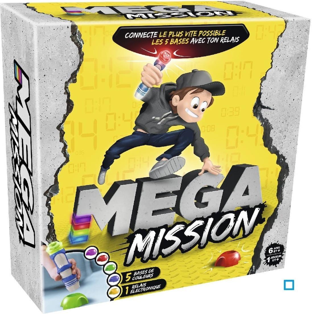 Jusqu'à 80% de réduction sur une sélection de jouets et jeux de société - Ex : Dujardin Méga Mission