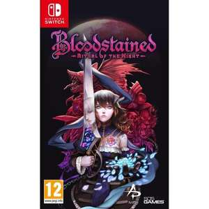 Jeu Bloodstained : Ritual of the Night sur Nintendo Switch ou PS4