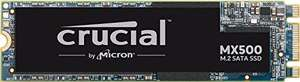 SSD interne M.2 Crucial SATA MX500 (3D NAND) - 1To