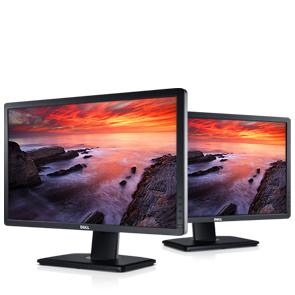 Dell UltraSharp U2312HM 58cm (23'') LED Écran large VGA,DVI-DP (1 920 x 1 080) noir