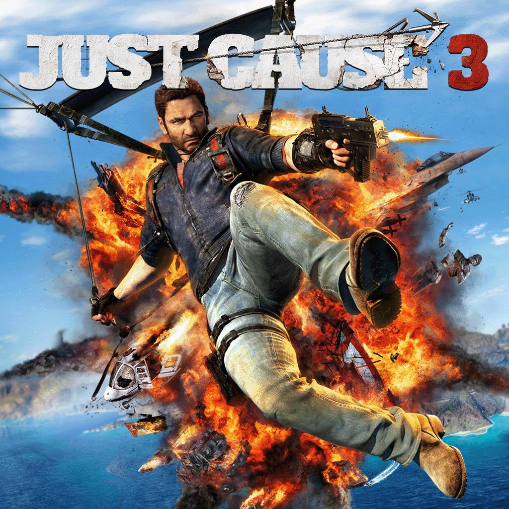 Sélection de jeux PC à moins de 5€ - Ex : Just Cause 3 (Dématérialisé, Steam)
