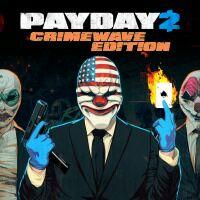 PayDay 2 - Édition Crimewave sur PS4 (dématérialisé)