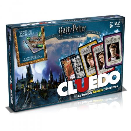 Jeu de société Cluedo Harry Potter