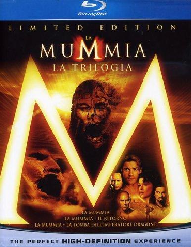 Coffret Blu-ray : The Mummy Trilogy