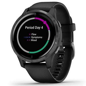 Montre Connectée Garmin Venu Gunmetal/Black (via ODR de 50€)