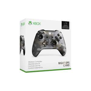 Manette Xbox One Edition Spéciale Night Ops Camo