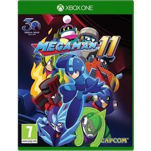 Mega Man XI sur Xbox One