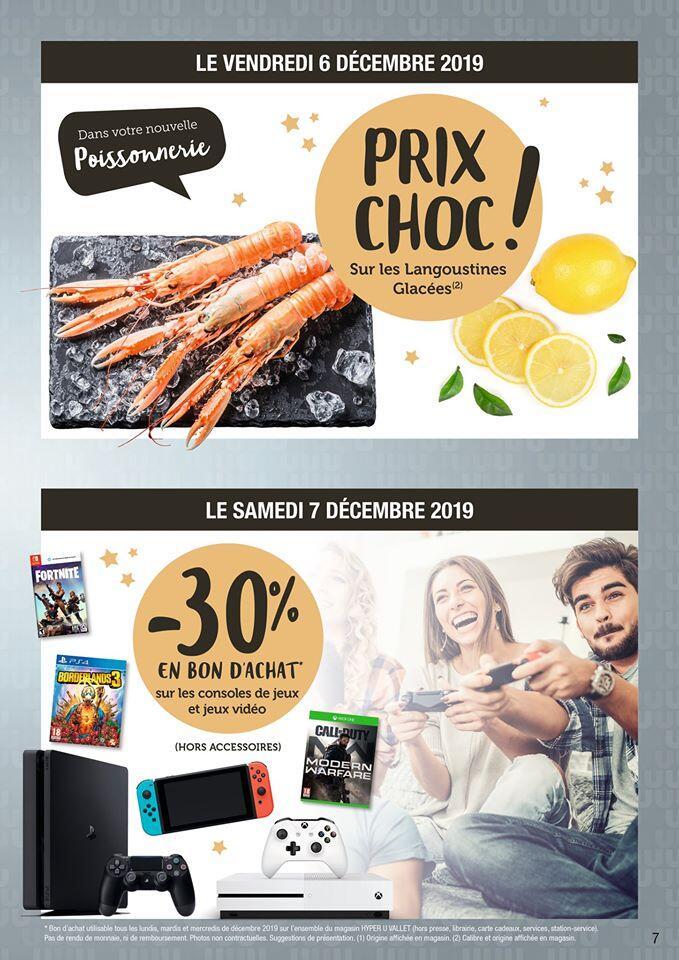 30% en bon d'achat sur le rayon jeu-vidéo - Vallet (44)