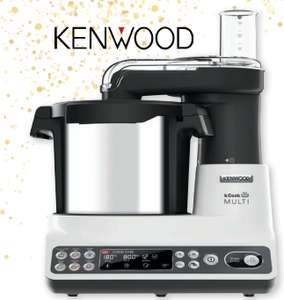 Robot chauffant Kenwood CCL405WH K-Cook - Auchan Messancy (Frontaliers Luxembourg)
