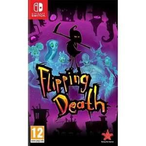 Flipping Death sur Nintendo Switch
