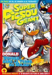 Abonnement Annuel Super Picsou Géant - 6 numéros
