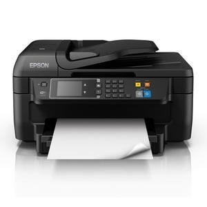 Imprimante EPSON Multifonctions 4-en-1 Workforce WF-7710DWF - Jet d'encre - Couleur - A3 (via ODR de 30€)