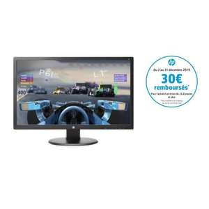 "Ecran PC 24"" HP 24o - Full HD, TN, 1 ms, HDMI / DVI / VGA (via ODR de 30€)"