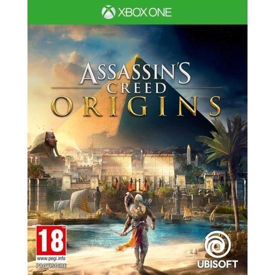 Jeu Assassin's creed Origin sur Xbox One