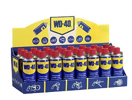 Lot de 24 Aérosols Multifonctions WD-40 - 24 x 400ml