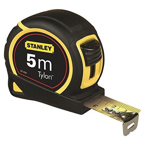 Rubans à Mesurer Bi-matière Stanley 1-30-697 - 5 m x 19 mm