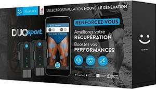 Électro-stimulateur Bluetens Duo sport