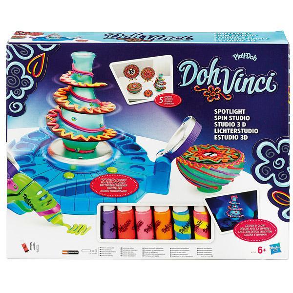 Play-Doh - Doh Vinci Studio 3D