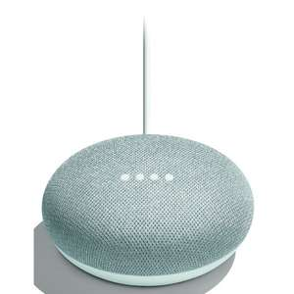 Assistant Vocal Google Home Mini à 19.99€ dès 100€ d'achat