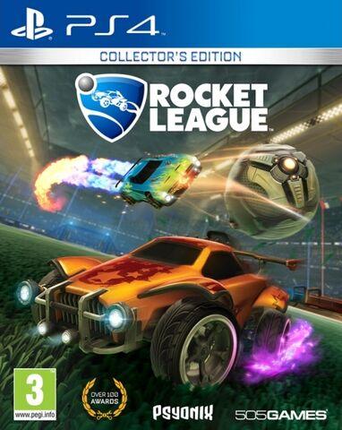 Rocket League - Édition Collector sur PS4
