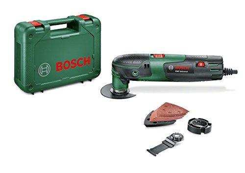 Découpeur-ponceur Bosch PMF 220 CE - avec accessoires, 220 W