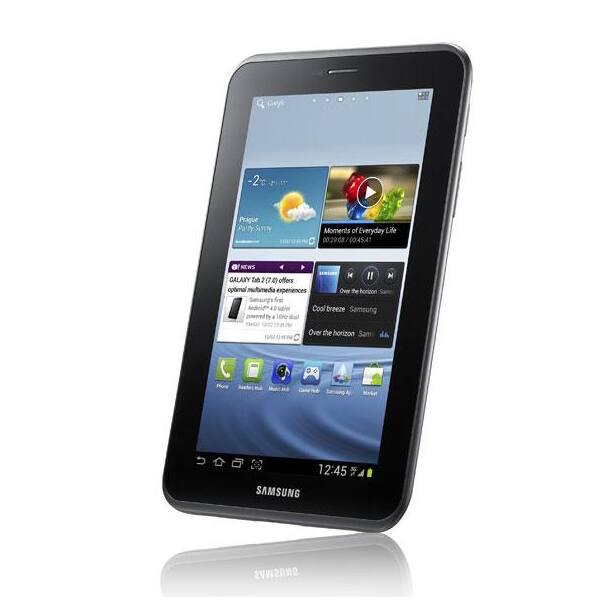 """Tablette Samsung Galaxy Tab 2 7"""" Blanc (avec ODR 30€)"""