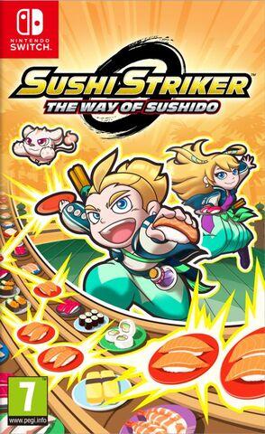 Sushi Striker The Way Of Sushido sur Nintendo Switch (Via retrait en magasin)