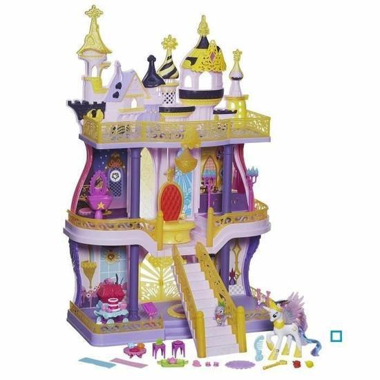 My Little Pony - Royaume De Canterlot (74 cm) + 16,08€ en 1 bon d'achat
