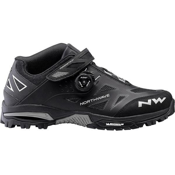 Chaussures VTT Northwave Enduro MID 2019 - noir (du 38 au 48)