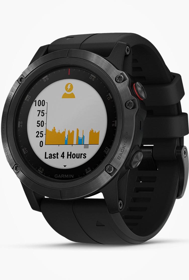 Montre GPS connectée Garmin Fenix 5X Plus avec verre Saphire - ochsnersport.ch (Frontaliers Suisse)