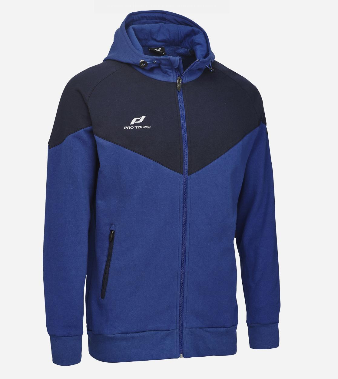 Sélection de vestes et sweats de sport en promotion - Ex: Veste d'entraînement football zippée à capuche Protouch homme Core