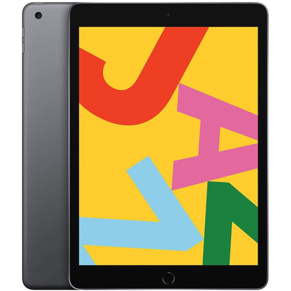 """Tablette 10.2"""" Apple iPad (2019) WiFi - 32 Go, Gris ou Or (267.99€ avec le code CR20 + 13.40€ en SuperPoints)"""