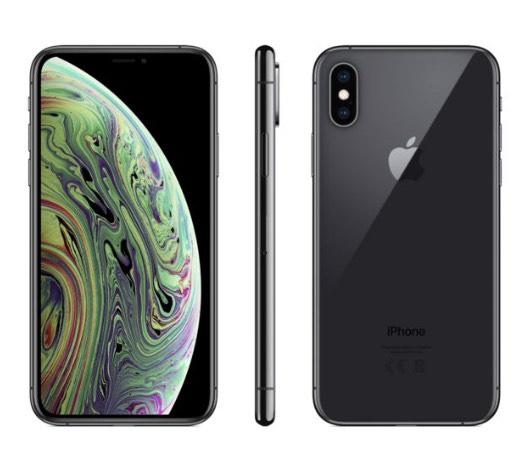 "Smartphone 5.8"" Apple iPhone XS - 64 Go (Plusieurs coloris)"