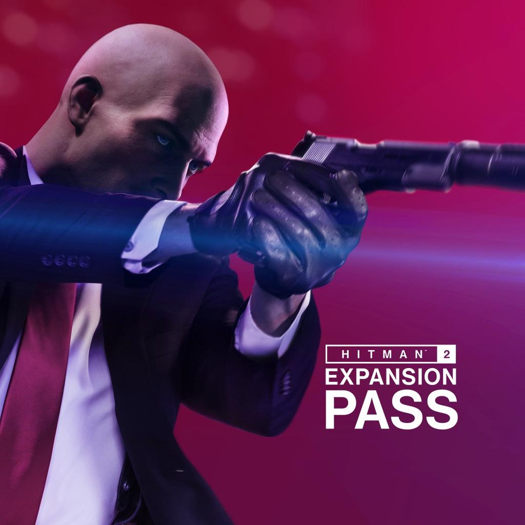 Hitman 2 Pass extension sur PS4 (Dématérialisé)