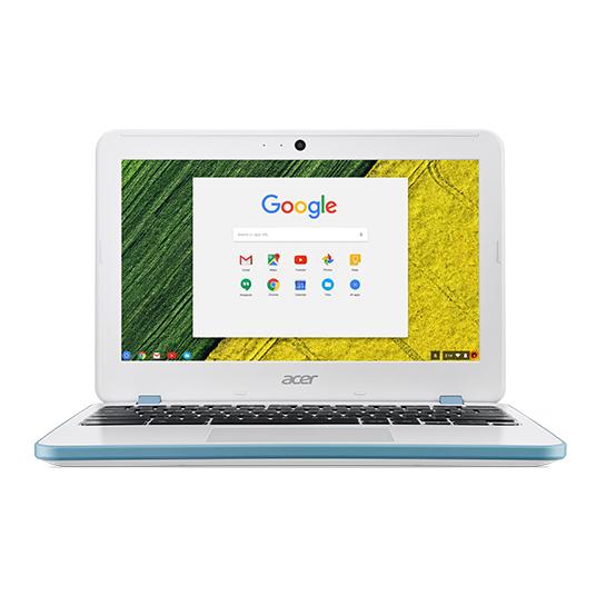 "PC Portable 11.6"" Acer Chromebook 11 N7 CB311-7HT - Intel Celeron N3060, 32Go, 4Go de Ram"