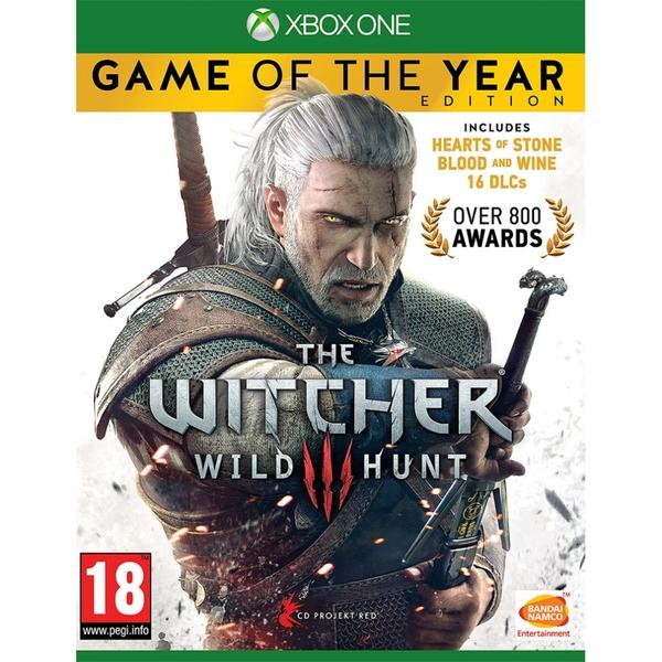 The Witcher 3 : Wild Hunt - édition jeu de l'année (GOTY) sur Xbox One