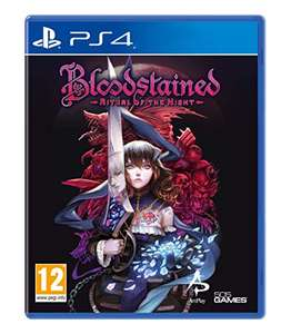 Bloodstained : Ritual of the Night sur PS4