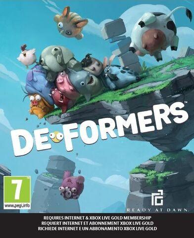 Jeu Deformers sur Xbox One