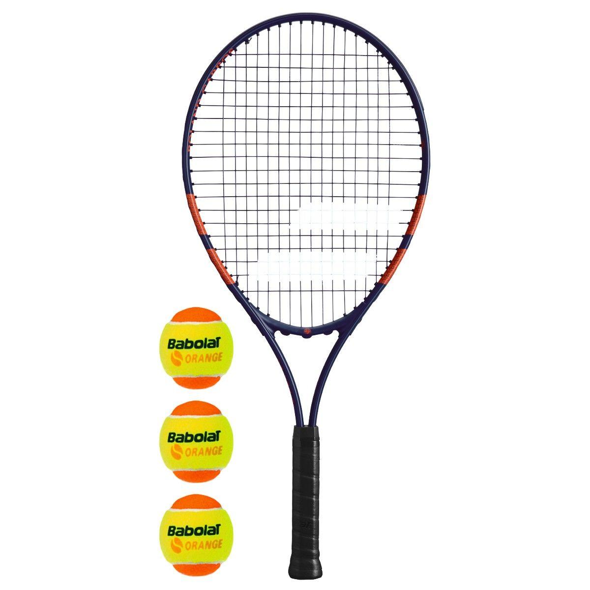 Raquette de tennis enfant Babolat 25 Roland-Garros (tennispro.fr)