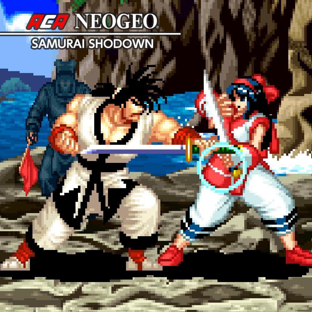 Jeu Samurai Shodown sur Nintendo Switch (Dématérialisé)