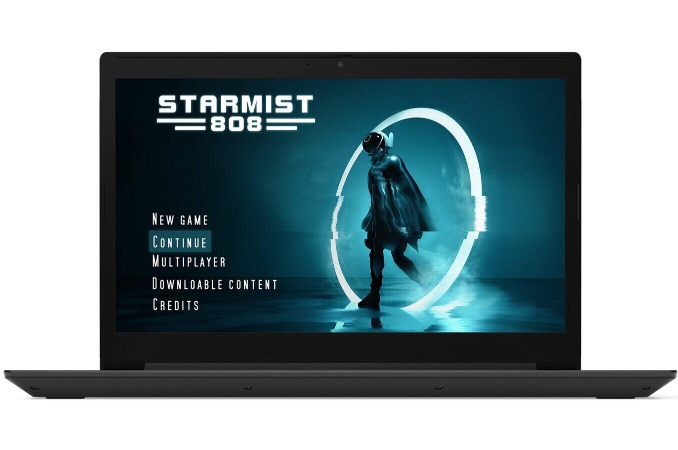 """PC portable 17.3"""" Lenovo Ideapad L340-17API - HD+, Ryzen 5 3500U, 8 Go de Ram, 1 To + 128 Go SSD (via ODR de 100€)"""