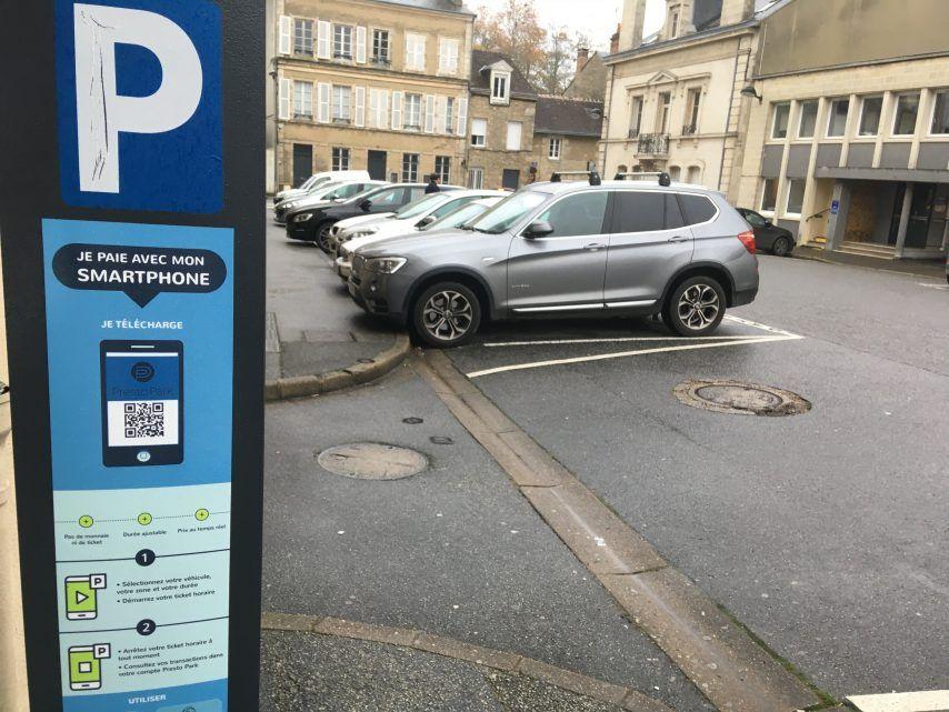 Stationnement gratuit en centre-ville les samedis de décembre - Alençon (61)