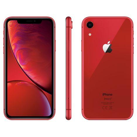 """Smartphone 6.1"""" Apple iPhone XR (via reprise de votre ancien téléphone)"""