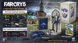 Far Cry 5 Edition The Father sur Xbox One