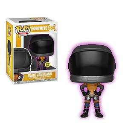 Figurine Funko Pop! Dark Vanguard (Brille dans Le Noir)