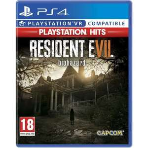 Resident Evil 7 - Edition Playstation Hits sur PS4