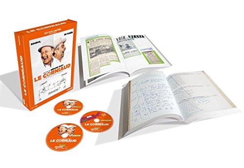 Coffret DVD + Blu-Ray Le Corniaud + Scénario original (Édition Limitée 50ème Anniversaire)